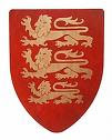 The Royal Coat of Arms of England
