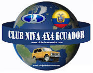 Club Niva 4x4 del Ecuador