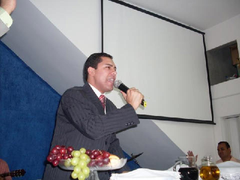Minister Leandro Rodrigues