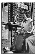 Audrey en Roma