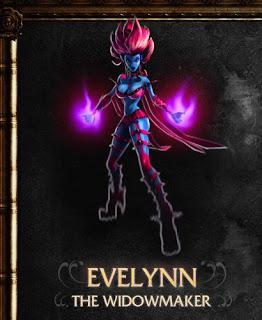 Evelynn, The Blue Rapist EvelynWeb