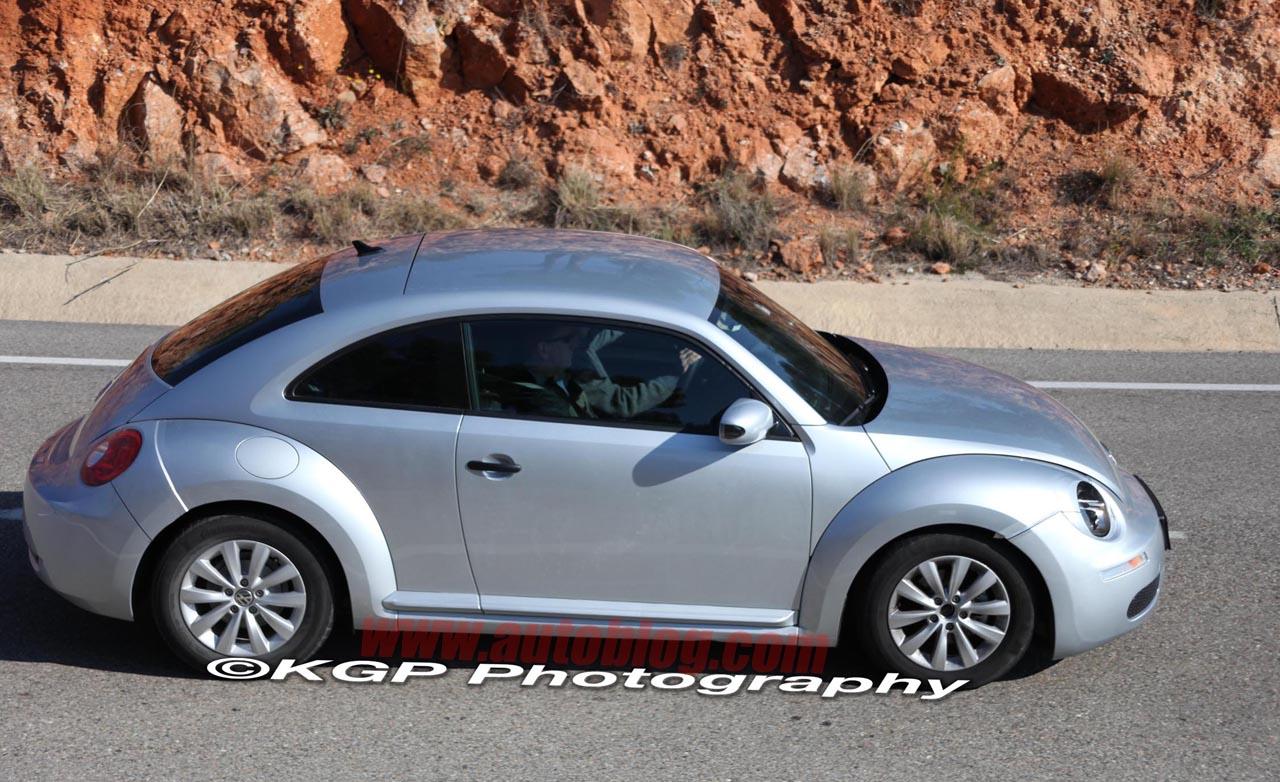 2012 Volkswagen (new) Beetle