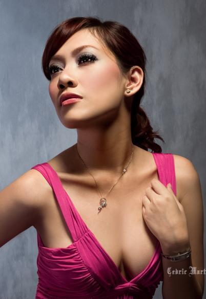 Ratih Kusuma is Indonesia FHM model on cover girl magazine online from ...