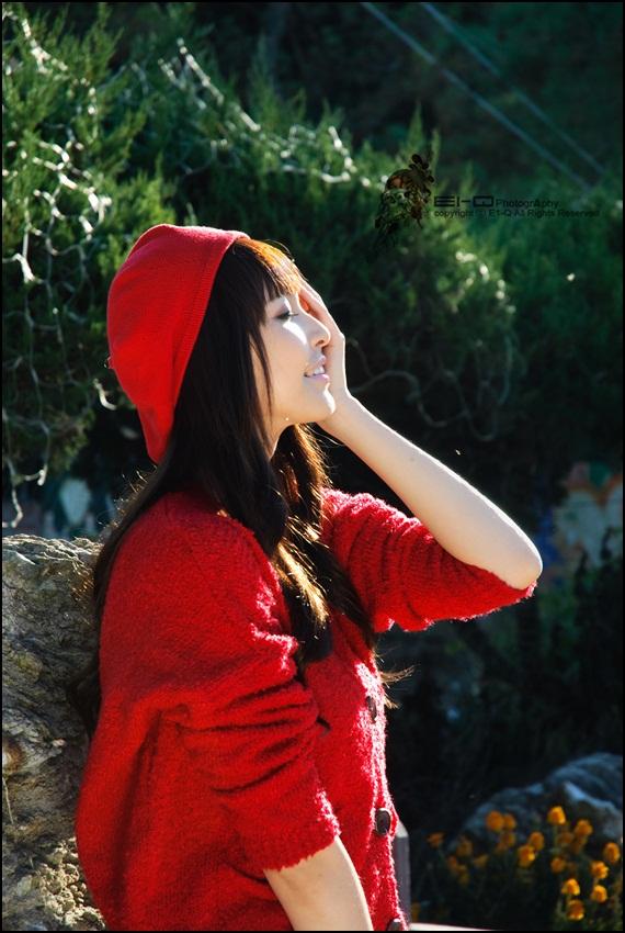 Yui Red Sweater 55