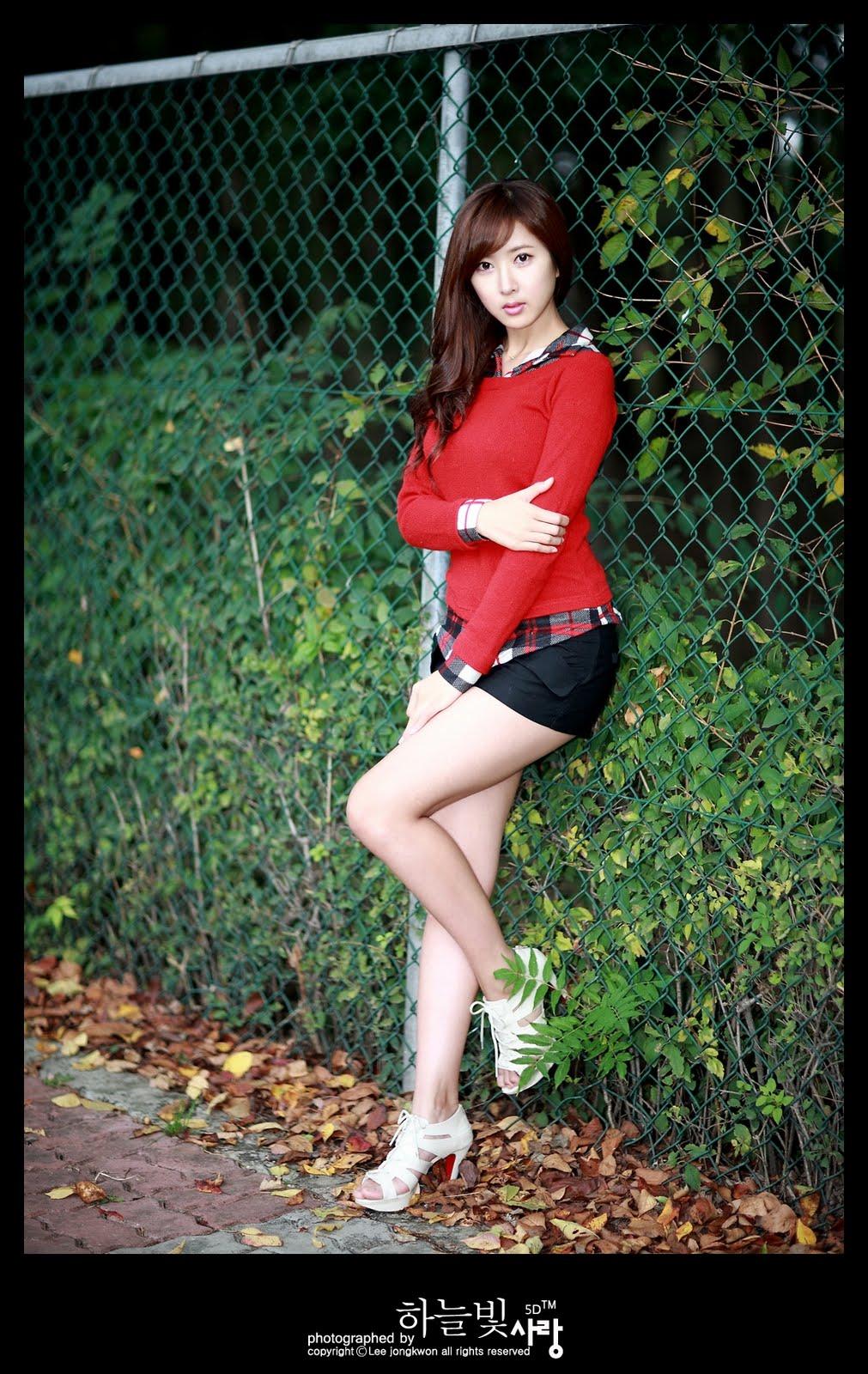 Outdoor Choi Hye Won