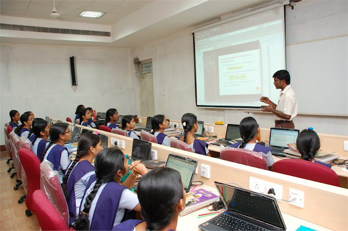 RGUKT Students , IIIT Basara Students in the classroom