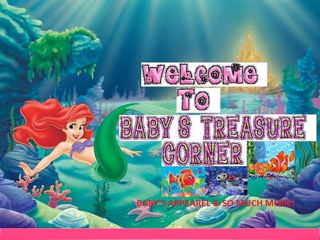 BABY'S TREASURE CORNER