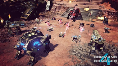 Command & Conquer 4 overrunning PCs in 2010
