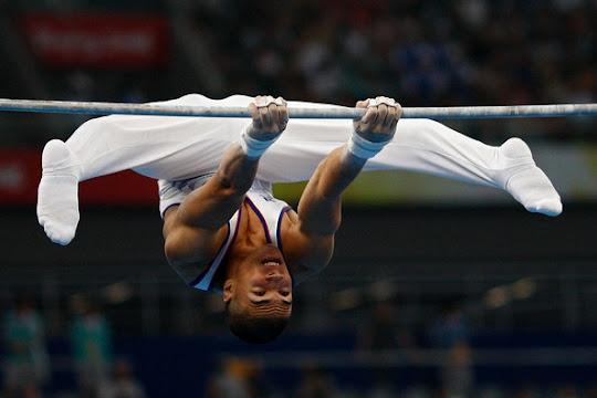 British Gymnast : Louis Smith