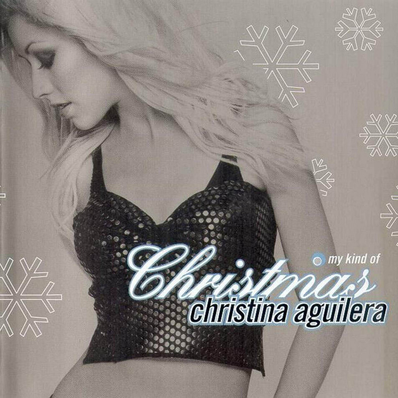 Can anyone tell me where I can find a Free online music playlist of Christina Aguileras Christmas music??
