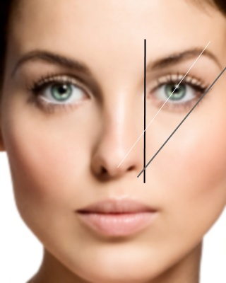 eyebrow shapes for different eyes. you need to determine where your eyebrow should start and end before anything else. find length, simply use a straight pencil. shapes for different eyes