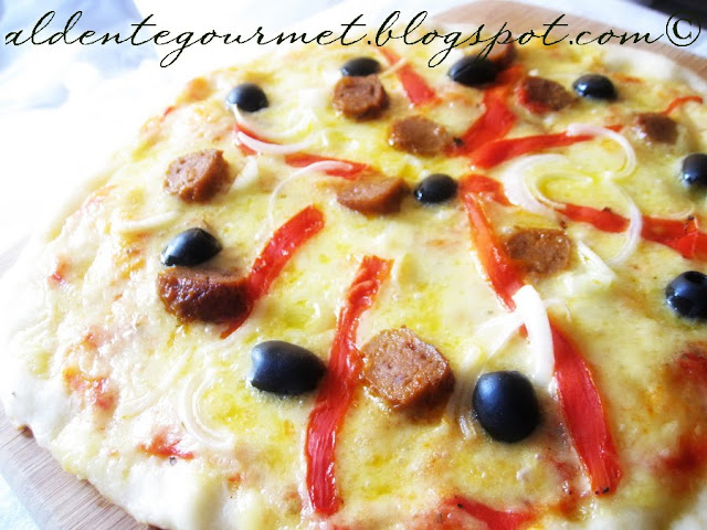 fugazza, pizza, argetinian, recipes, wonderful dish, dough recipe