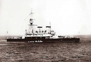 «Наварин» — четвертый балтийский броненосец