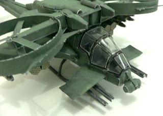 Скорпион из Аватара. Крупный план