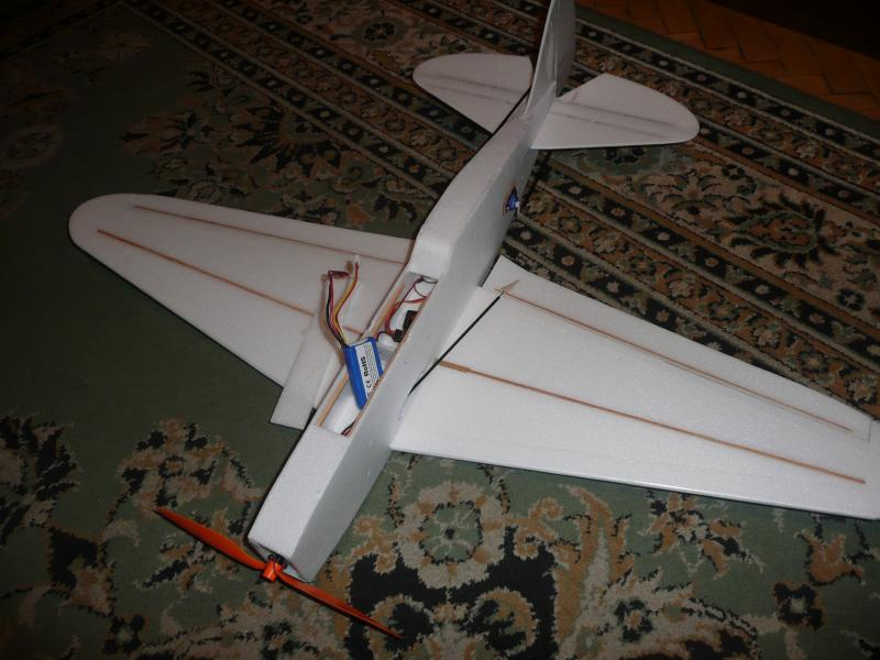 RC Foam Wing Plans http://www.makeplane.com/2009/11/mig-3-from-deprone.html