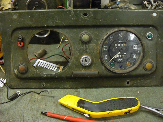 Trigger the Series IIA 109 Land Rover The rebuild