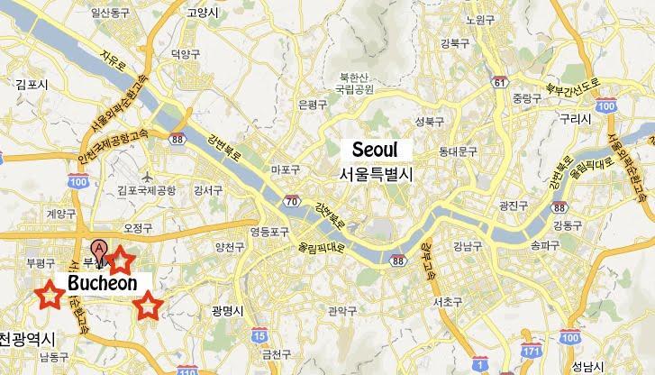 Bailey in Bucheon Location Location Location