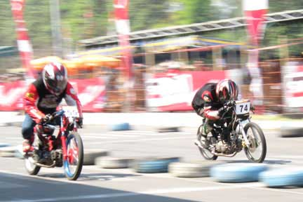 Drag Bike Kemayoran