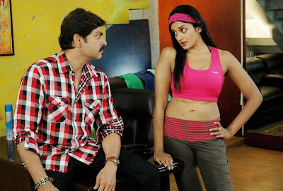 sexy actress Vimala Raman in upcoming Telugu movie Chattam with Jagapathy Babu