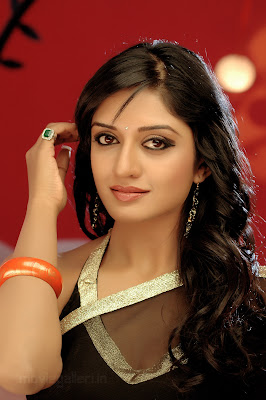 Actress Vimala Raman looking cute in upcoming Telugu movie Chattam