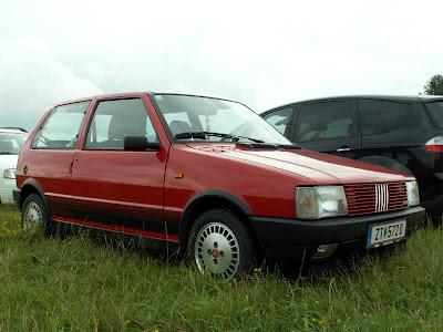 Fiat Uno Turbo Mk1