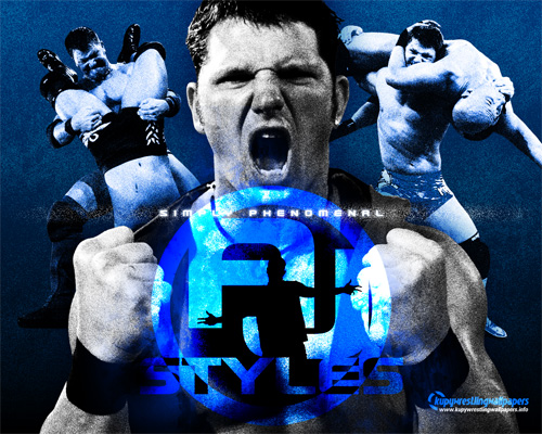 Wrestling Theme Full: Theme Song AJ Styles