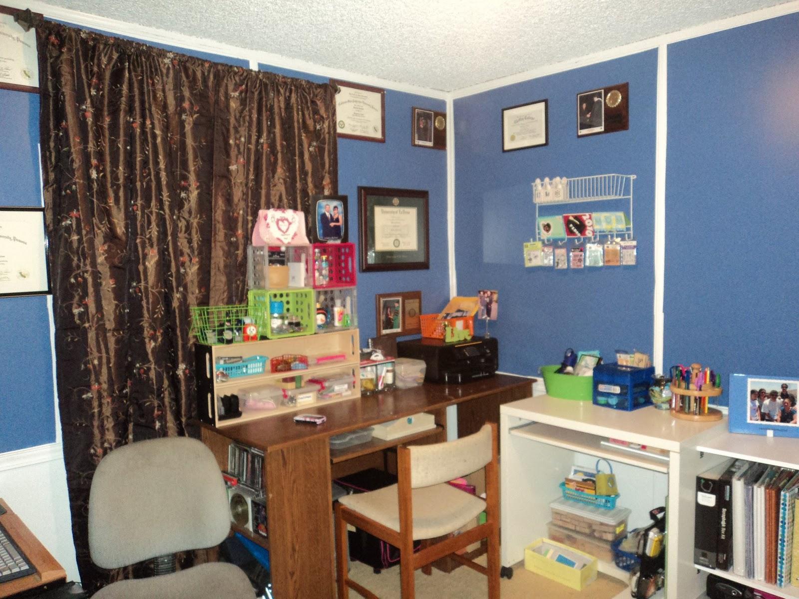 creative diva scrapbook room