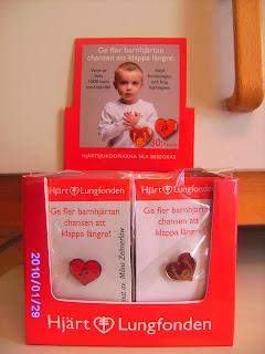 Hjälp BF2 & Hjärt Lungfonden!