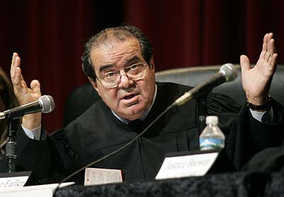 Justice Scalia