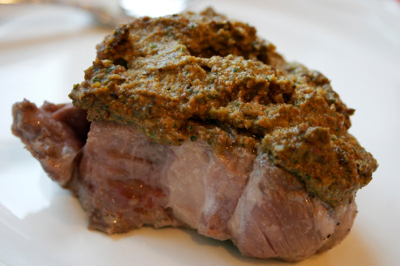 Shawna's Kitchen: Lamb Chops with Pistachio Tapenade