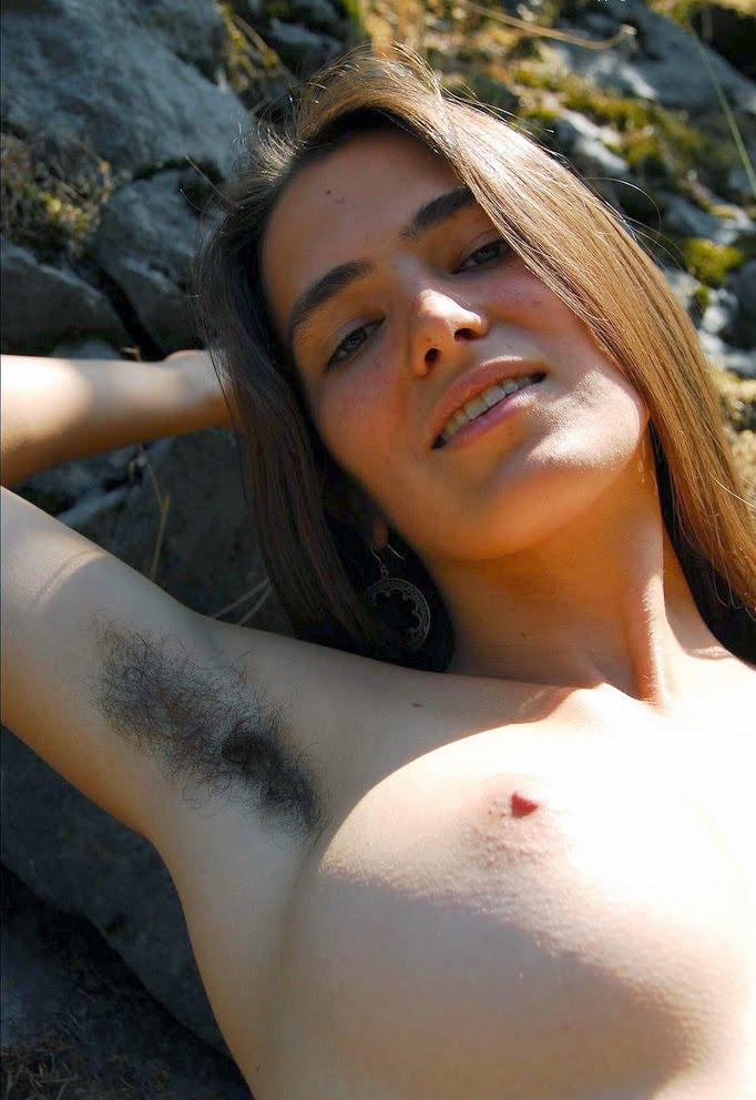 волосатые девушки фото