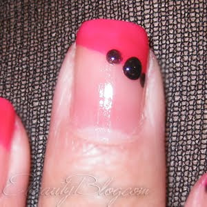 Cute and Easy Nail Art tutorial
