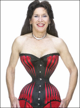 The World's Smallest Waist - Cathie Jung