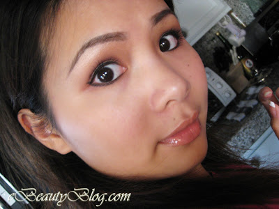 K-Palette 1 Day Tattoo Eyeliner Review. Initially, I was concern with how to