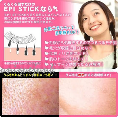 Epistick Hair Removal Review