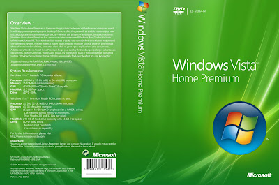 Microsoft Windows Vista Home Premium [Español].iso [original]