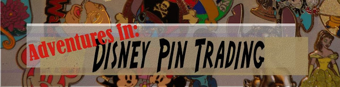 Adventures in Disney Pin Trading
