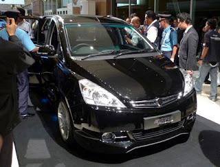 Proton Exora Sport Edition Protonclub Automotive