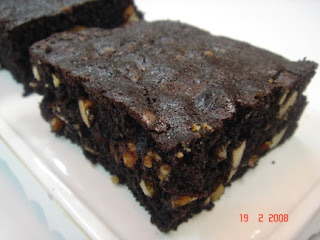 Cashew Brownie