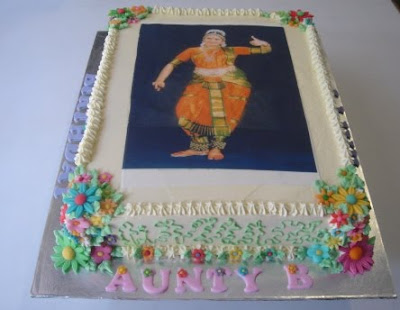 Birthday Cake For 70 Years Old Aunty B