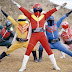 favorit super sentai and power ranger