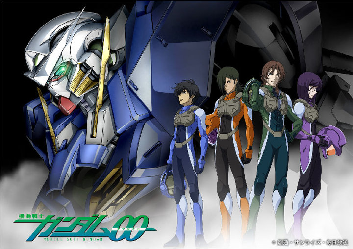 Gundam 00 Movie English Dub