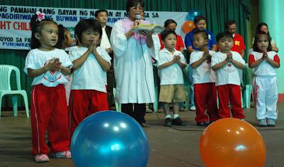 ng suporta para sa mga anak ng pinaslang o nawawalang mga aktibista