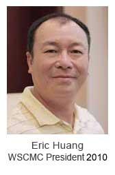 Eric Huang  - Presidente, WSCMC