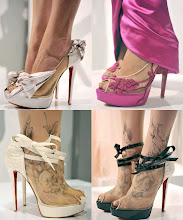 Shoe Lust - Christian Louboutin for Marchesa