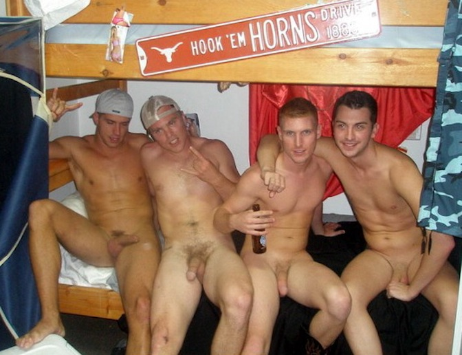 nude male in dorms