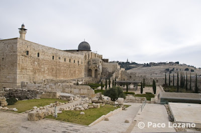 Wall of the Temple Mount