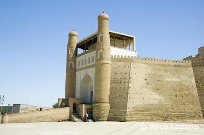 The Ark of Bukhara