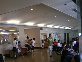 車椅子ツインバスケットボール滋賀大会