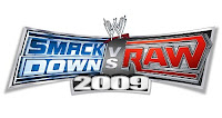WWE2009 SmackDown vs Raw